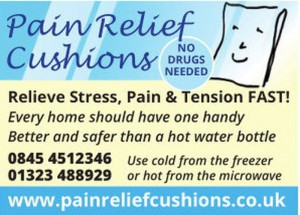 Pain Relief Cushions